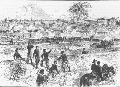 'Cold Mountain' author revisits Civil War